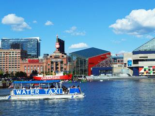 Free Baltimore Water Taxi Rides Thursday