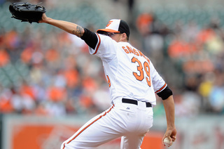 Looking at Kevin Gausman's inconsistent start