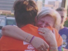 Two mothers brought together by one heart
