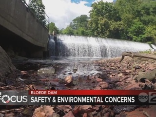 Dam where three have died soon to be removed