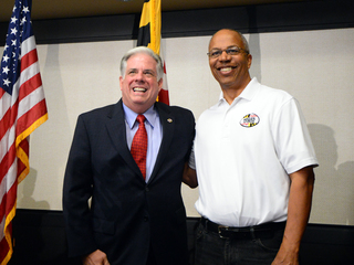 Hogan campaign raised more than $1.2M in 35 days