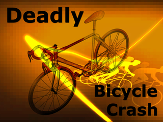 Bicyclist crash leaves 53-year-old dead