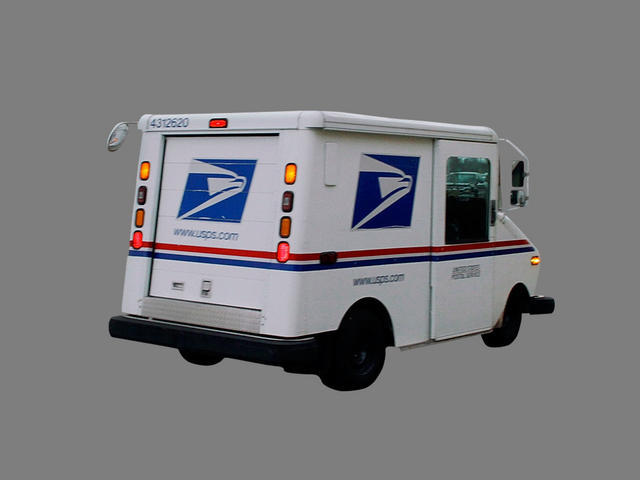 usps driver in critical condition after crashing truck
