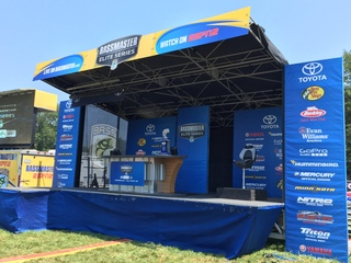 Venues set for Bassmaster event on Upper Bay