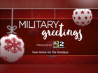 Military Holiday Greetings