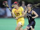 Maryland women's lacrosse prepares for Blue Jays