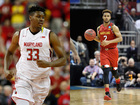 Maryland's Stone and Trimble declare for draft