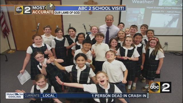 ABC 2 School Visit To Halethorpe