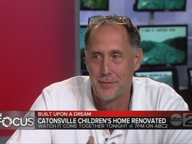 Children's home in Catonsville gets renovation