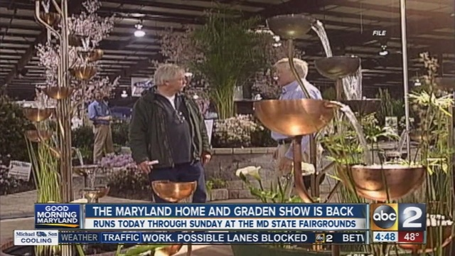 Perfect The Maryland Home U0026 Garden Show Returns To Baltimore