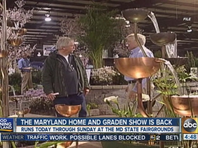 The Maryland Home U0026 Garden Show Returns To Baltimore WMAR2NEWS