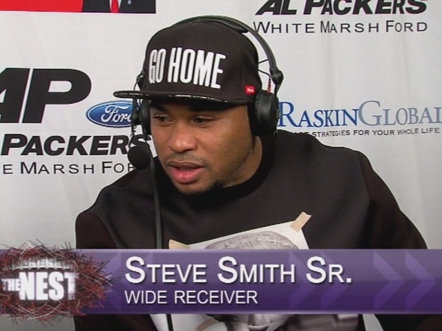 The Nest with Steve Smith Sr. 11/6/16 (Part 1)