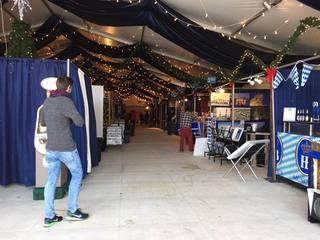 Christmas Village at Inner Harbor now open