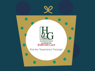 Happy Holiday Giveaways Homestead Gardens