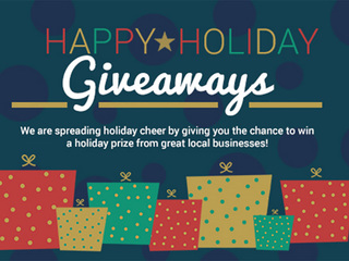 Happy Holiday Giveaways Sweepstakes