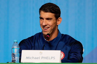Phelps to get honor from Sports Illustrated