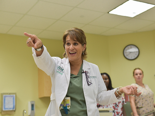 Day in the Life: GBMC Simulation Lab Specialist