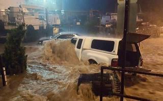 Historical Ellicott City flooding