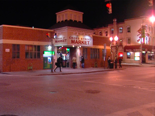 Pop-up eateries opening at Cross Street Market