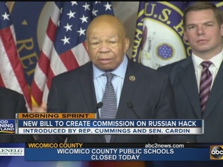 Md. lawmakers propose Russian hacking bill