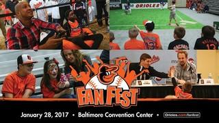 Orioles Fanfest tickets on sale now
