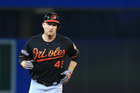 Orioles slugger Trumbo out 3-4 weeks