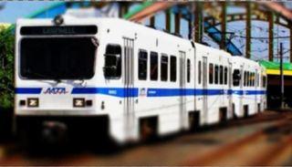 MTA to Suspend Light Rail Service at 7:00 pm