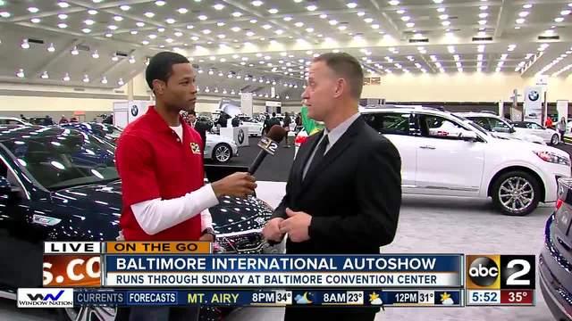 On The Go- Baltimore International Autoshow