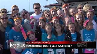 Race For The Cure Hits Ocean City
