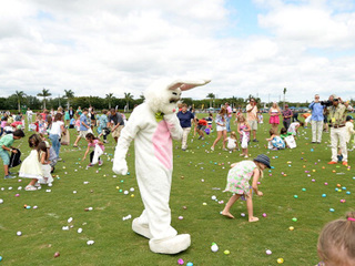 A list of Easter egg hunts, bunny visits in Md.