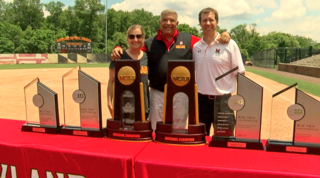 Terps celebrate lacrosse national championships