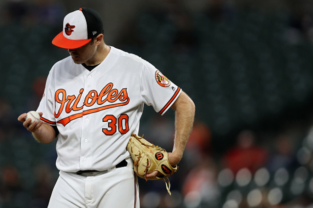 Chris Tillman: Re-signs with Orioles