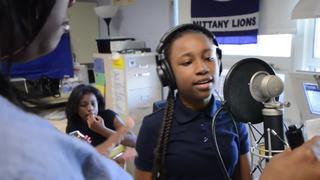 Music recording program teaches literacy