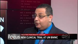 Treating pancreatic cancer