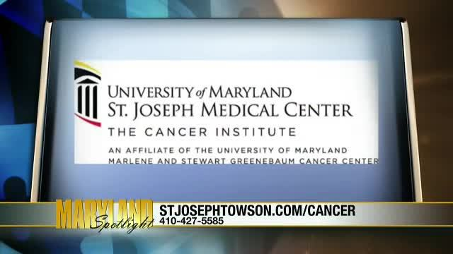 Maryland Spotlight- The Cancer Institute