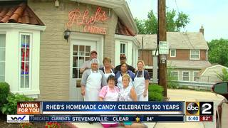 Rheb's Homemade Candies celebrates 100 years
