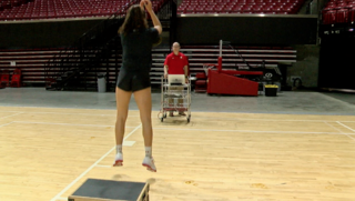 Terps on cutting edge of sports performance