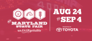 Maryland State Fair Sweepstakes