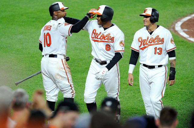 Jones' 11th-inning blast gives Orioles win over Twins