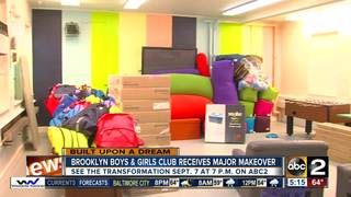 Local Boys & Girls Club receives major makeover