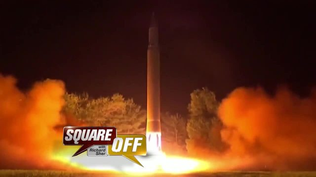 Square Off- Discussion on North Korean missiles and what that means for us