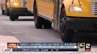 Parents report bus incidents to Board of Ed.