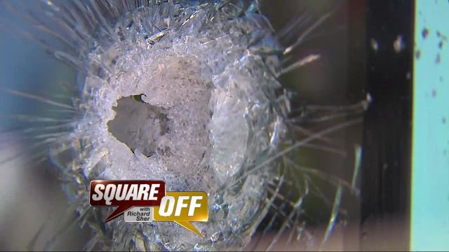 Square Off- Panelists discuss Baltimore City gun laws