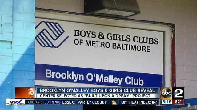 Local boys & girls club transformed