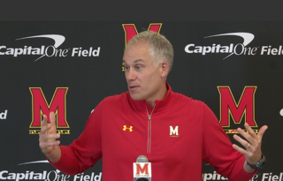 Terps QB Kasim Hill (ACL) out for season