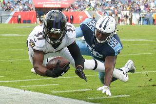Titans beat Ravens 23-20