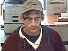 FBI: Suspected bank robber dies in fire