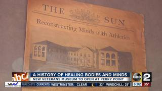 A history of healing soldiers' bodies and minds