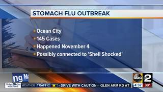 Stomach flu outbreak on Eastern Shore