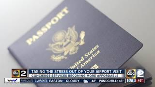 Concierge services enhance travel experience